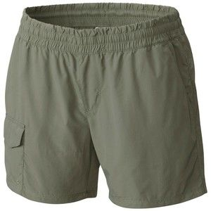 Columbia Silver Ridge Pull On Casual Short Small